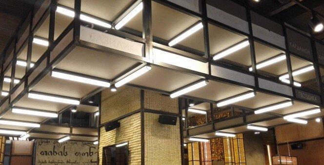 Декоративные светильники для Ginzaproject